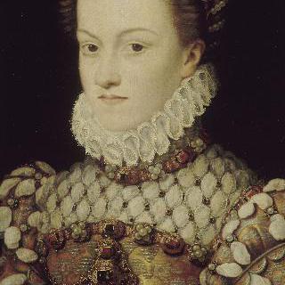 엘리자베스 도트리슈, 프랑스 여왕, 샤를 4세의 부인
