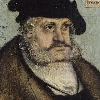프레데릭 르 사주 3세의 초상