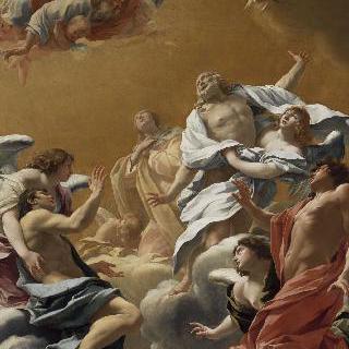 승천하는 성 유스타스와 성 가족 (성 유스타스와 성 가족 예찬)