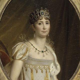 황녀복을 입은 조제핀 황후의 초상