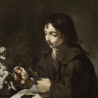 젊은 조각가가의 초상