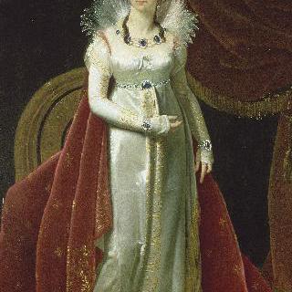 조제핀 황후의 전시 초상