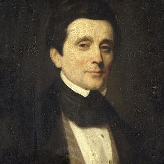 시인 에밀 데샹의 초상 (1791-1871)
