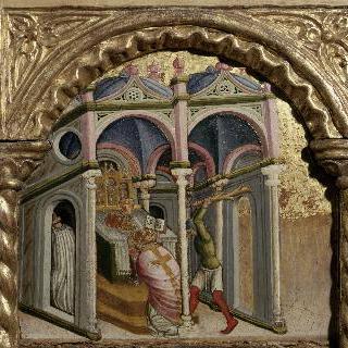 성 플라비앙 드 르카나티의 순교