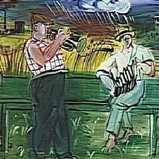 시골의 음악가들