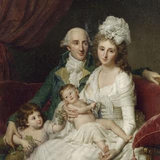 영국과 왕실의 재무 담당관 올리브씨의 초상