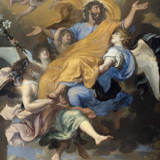 성 요셉의 법열