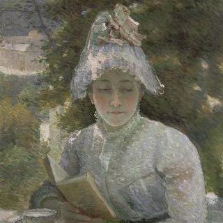 간식, 루이즈 키보롱의 초상, 화가의 자매