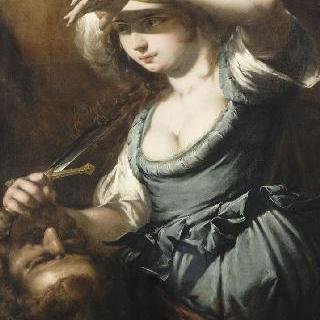 홀로페르네스의 머리를 베는 유디트