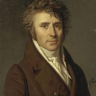 조제프 드니 도슈, 오케스트라 단장 및 작곡가의 초상