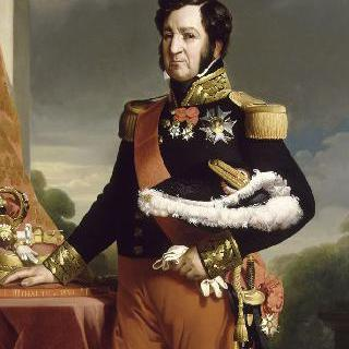 루이 필립 프랑스왕 (복제화)