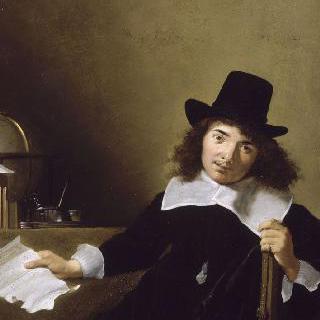 편지를 들고 있는 청년의 초상
