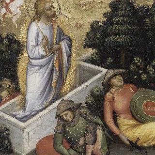 그리스도의 삶의 장면 : 부활