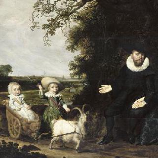 어느 가족의 초상