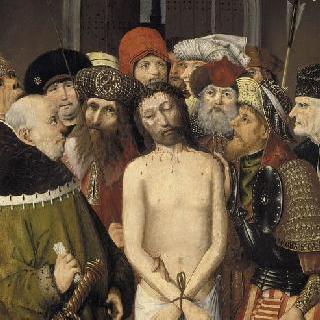 면류관을 쓴 예수상