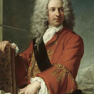 자크 가브리엘, 건축가