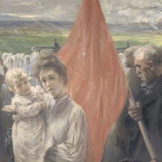생 투앙의 파업