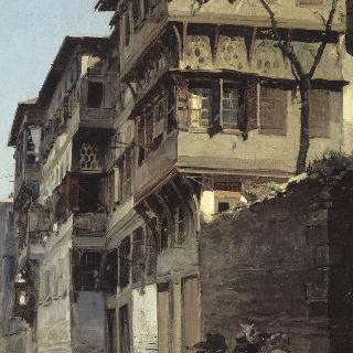 페성브, 콘스탄틴의 시장