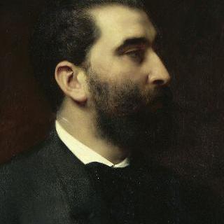 조세 마리아 드 에레디아의 초상, 시인