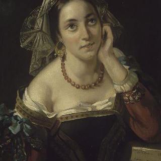 라마르틴의 여자 친구 그라지엘라