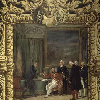1801년 7월 16일 프랑스와 생 시에즈간의 협약 체결