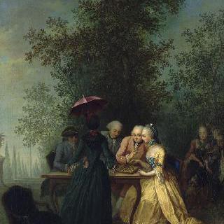 부인들의 모임