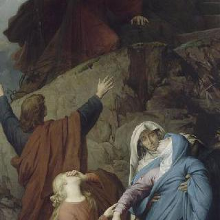 예수의 수난도의 성모