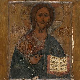 성상 : 축복하는 그리스도
