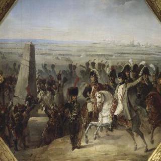 1806년 10월 18일 프랑스 군대가 무너뜨린 로스바슈 기념물