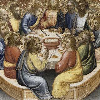 그리스도의 삶의 장면 : 최후의 만찬