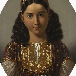 알제리의 젊은 유태인