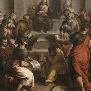 의사들 사이의 예수