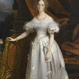 루이즈 마리 도를레앙 , 벨기에 왕비