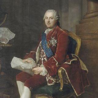 루이 드 프랑스, 왕태자, 루이 15세의 아들