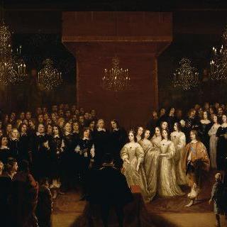 브랑드부르그 선출 왕자의 결혼