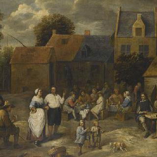 마을의 모임