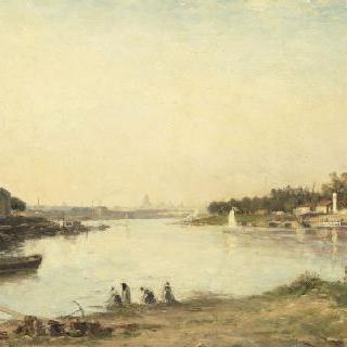 샤랑통의 센 강