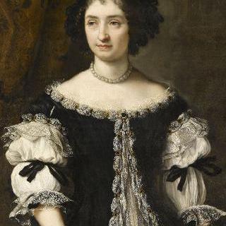 마리아 막달레나 로스피글리오시, 교황 클레멘스 9세의 질녀