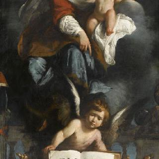 정의의 여신의 성모 마리아