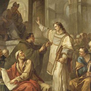 성 스테파노의 설교