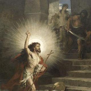 성 요한의 죽음