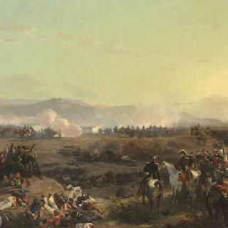 1854년 9월 20일 알마 전투 (크림 전쟁)