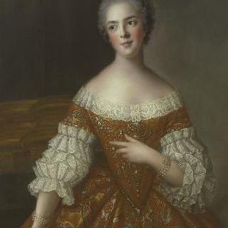 앙리에트 드 프랑스 부인, 루이 15세의 딸