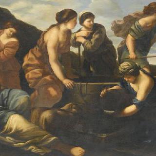 모세와 제드로의 딸들