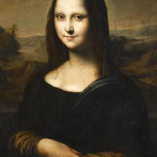 레오나르도 다빈치의 자콩드 복제화