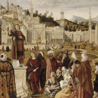 예루살렘에서의 성 스테파노의 전도