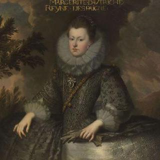 마그리트 도트리슈, 스페인 왕비, 필립 3세의 부인