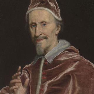 교황 클레멘스 9세의 초상