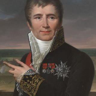 샤를 마리 앙리 베르위엘, 세브나에르 백작 부제독 및 네덜란드 총사령관