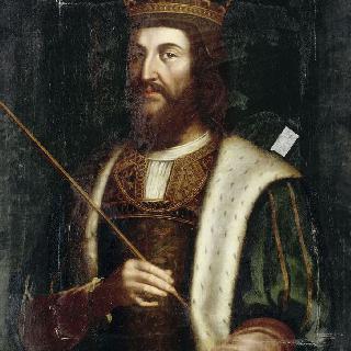 샤를 3세 프랑스 왕의 초상
